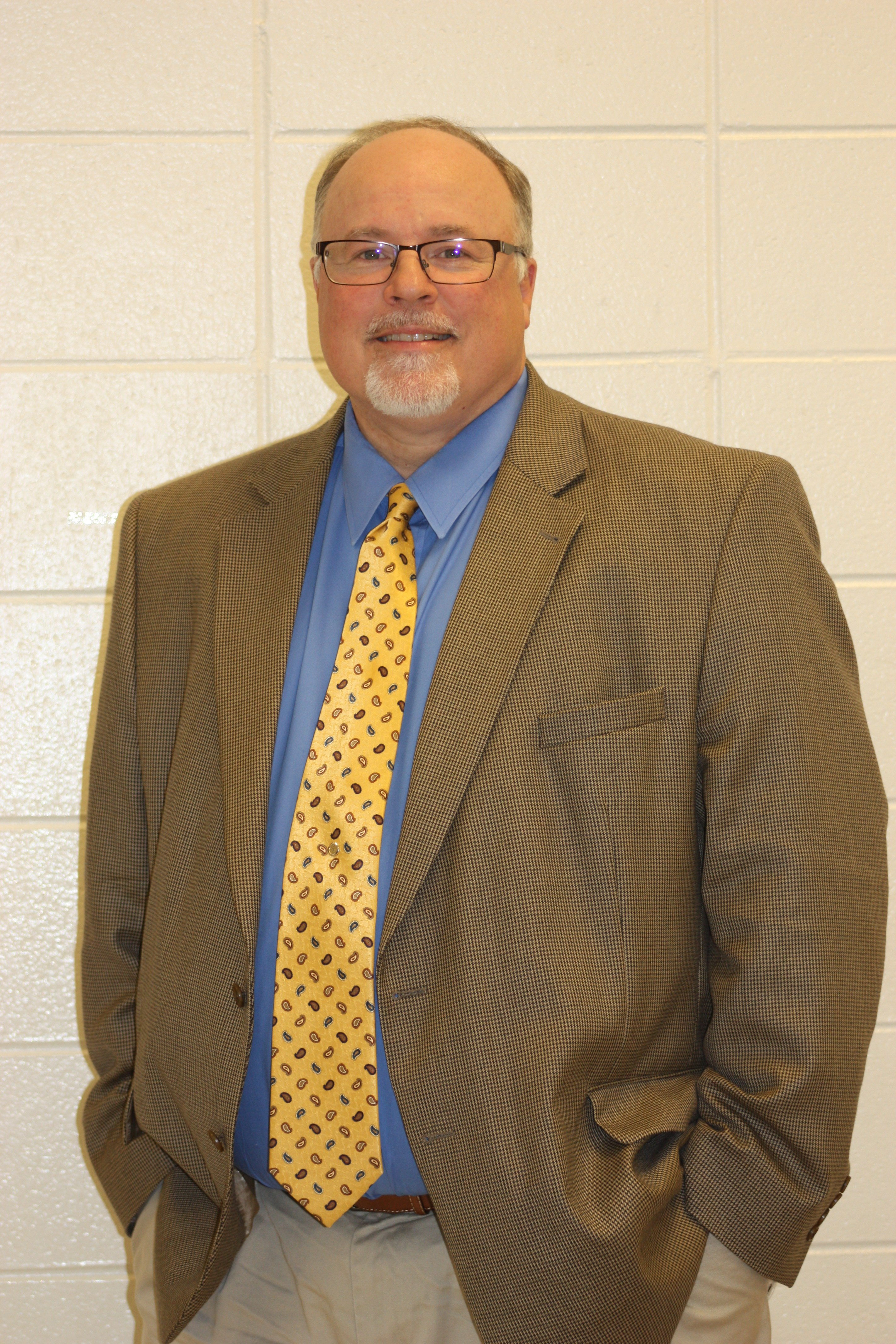 Picture of Mr. Duane McGee, Superintendent