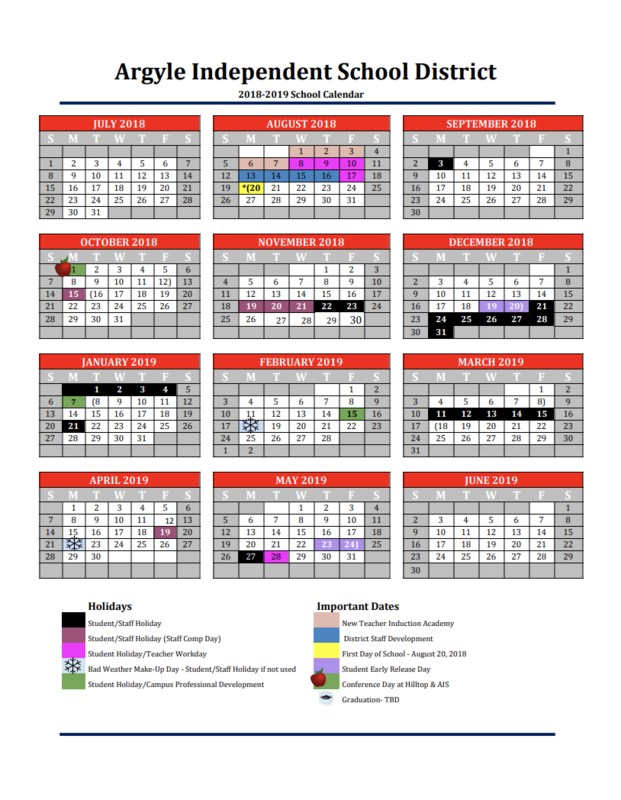 Click here for a printable PDF of the Fall 2017 calendar.