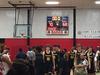 Photo of Baker versus U High Final Scoreboard
