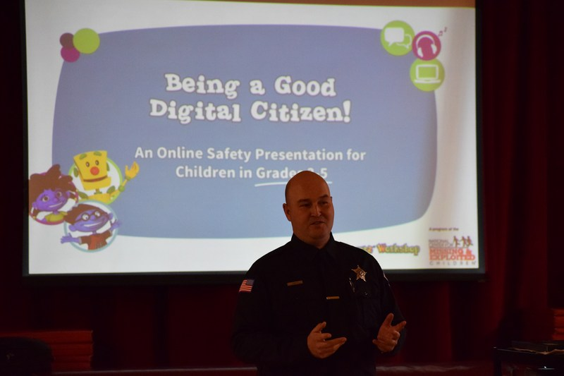 EPPD visits Southwest to talk Internet Safety Thumbnail Image