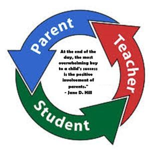 Parent engagment cycle logo