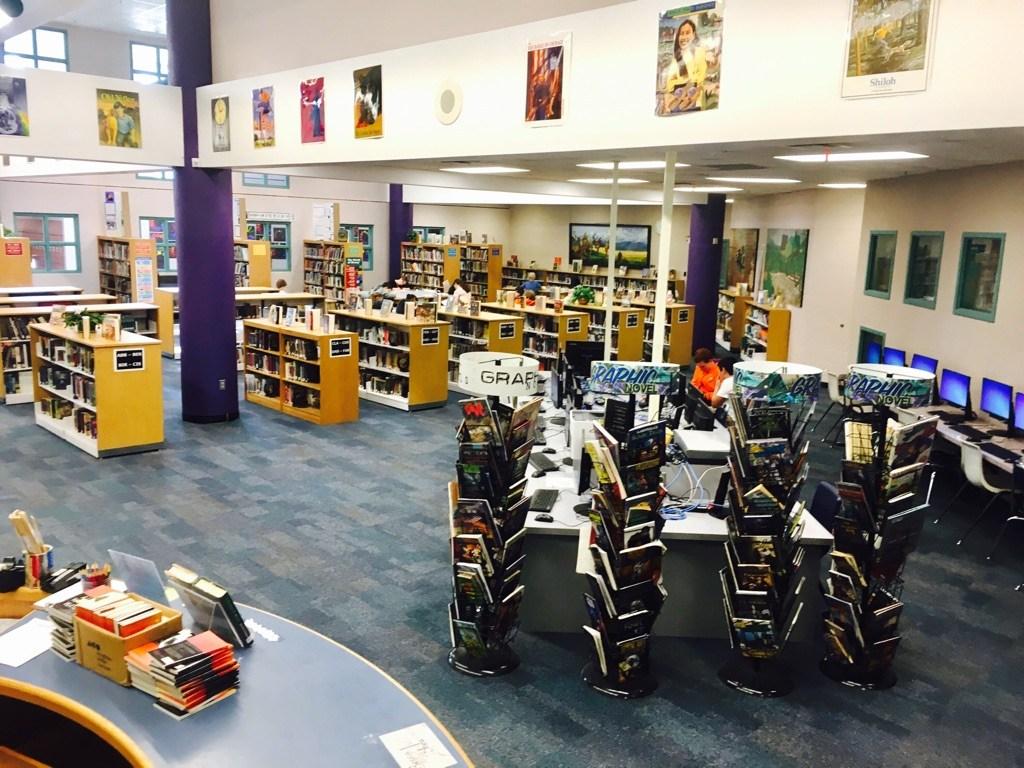 Escalante library