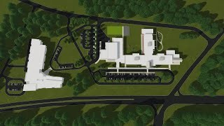 Bulldog Blvd Site Plan