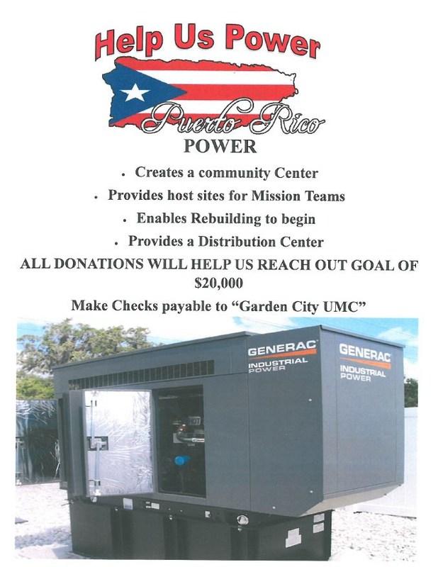 Help Us Power Puerto Rico Thumbnail Image
