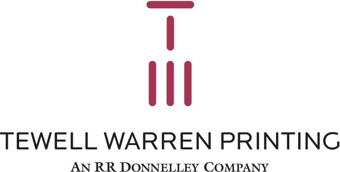 TeWell Warren Printing An RR Donnelley Company