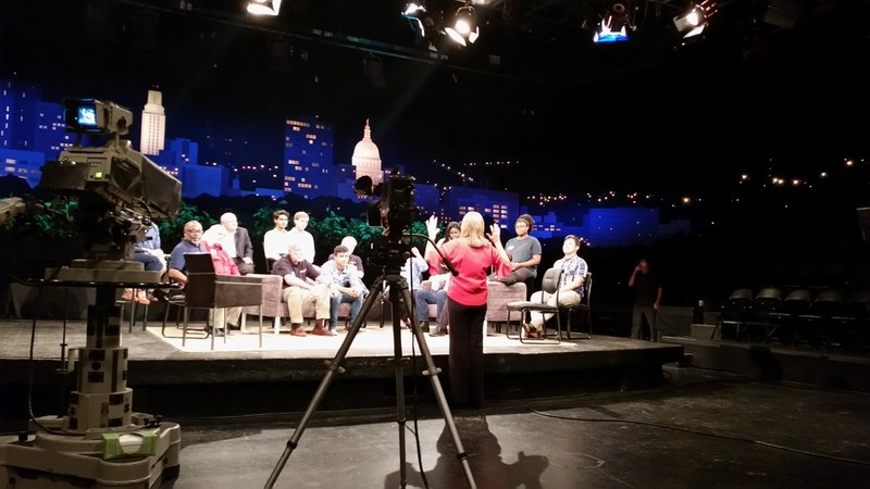 MHS Media Students Participate in KLRU Town Hall Meeting Thumbnail Image
