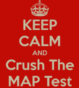 MAP Testing for the middle school will take place May 1-5. Thumbnail Image