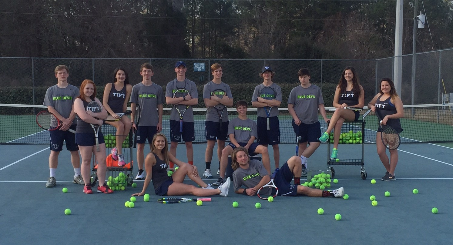 2016 senior tennis players