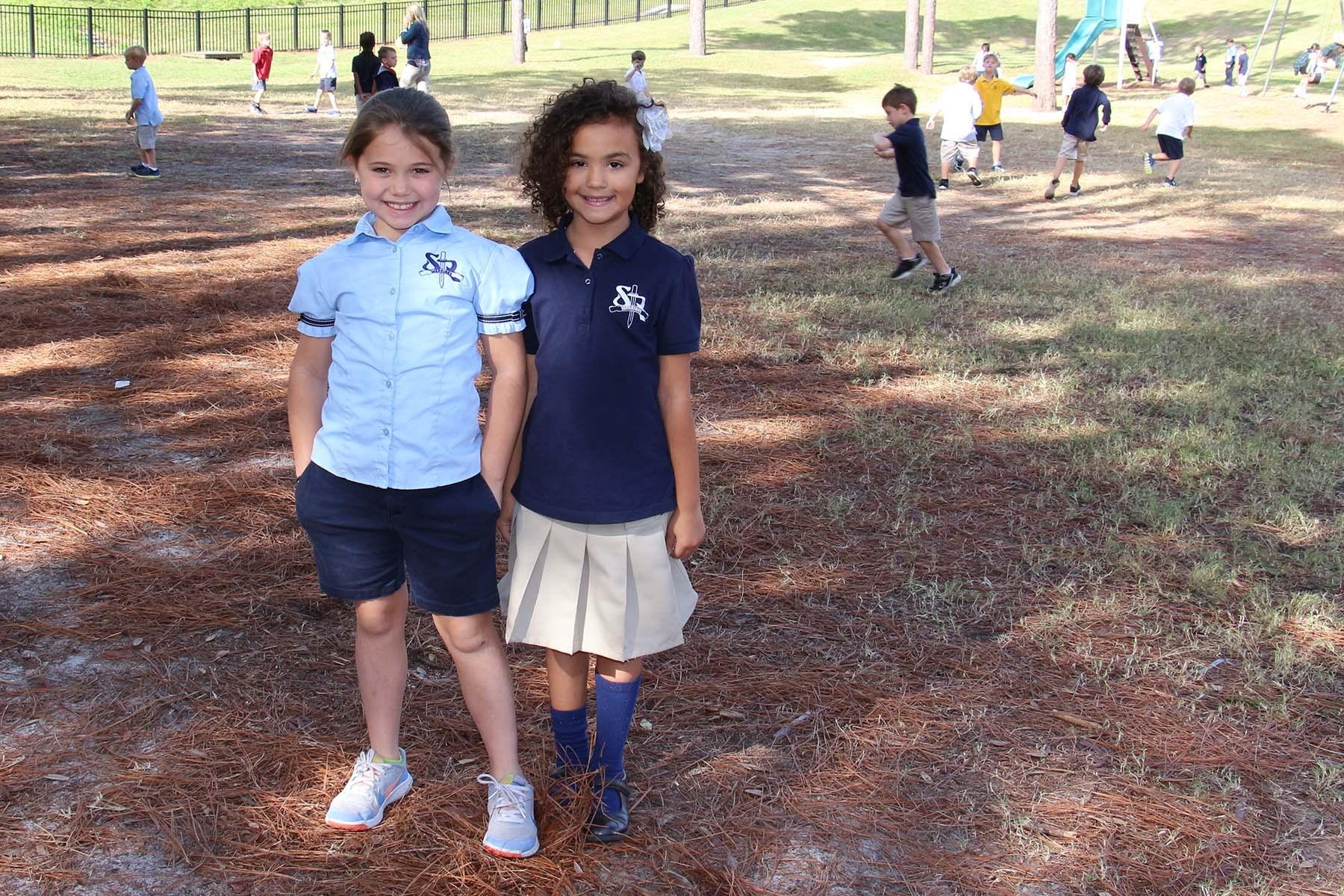 School Uniforms – Community – Seven Rivers Christian School