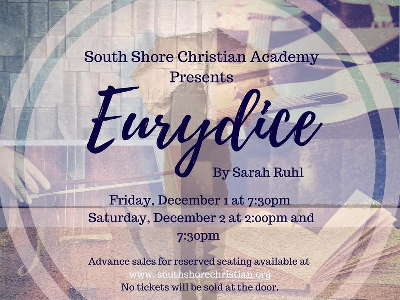 Fall Play: Eurydice