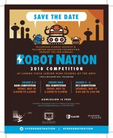 Robot Nation Save the Date