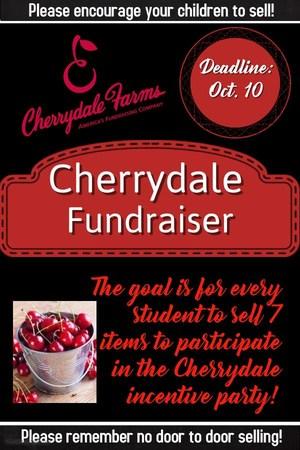 Cherrydale Fundraiser Flyer