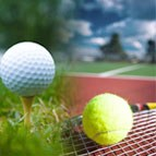 comparison of golf and tennis The althea gibson foundation identifies and supports gifted golf and tennis players named its new community tennis court facility the althea gibson tennis.