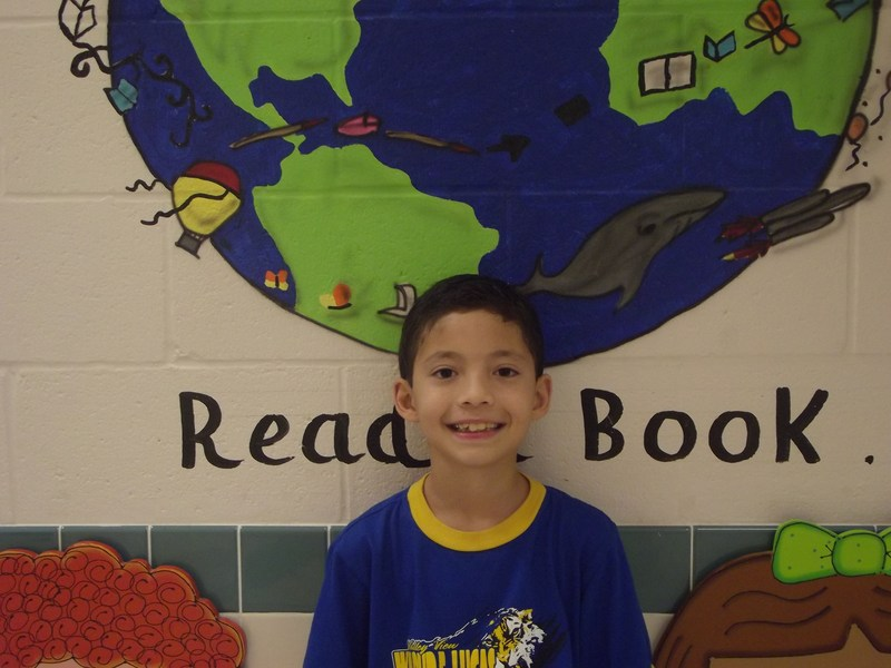 Lucas Elementary Congratulates Tiger Star Reader #4 Thumbnail Image