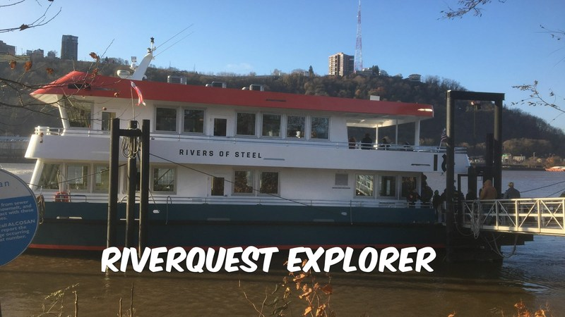 Carmichaels Students are All Aboard on RiverQuest Explorer Thumbnail Image