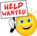 Help Wanted Clip Art
