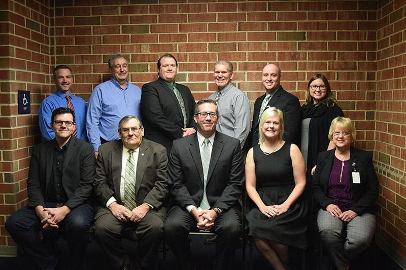 Tuscarora school district board picture