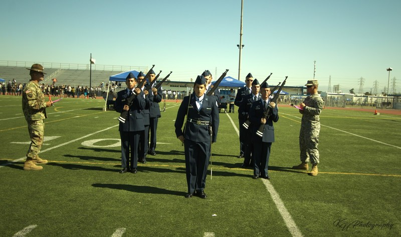 GV JROTC shines at national competition Featured Photo