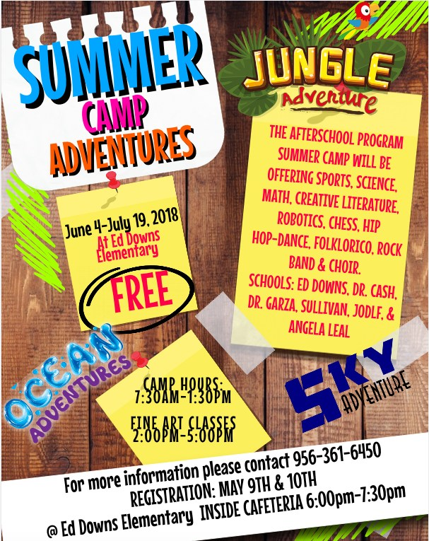 asp summer camp