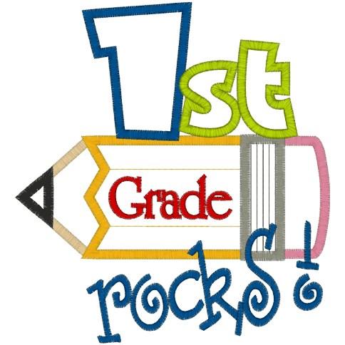 1st Grade Rocks!