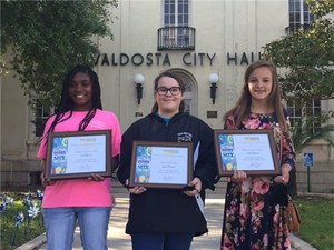 2017 Essay Contest Winners