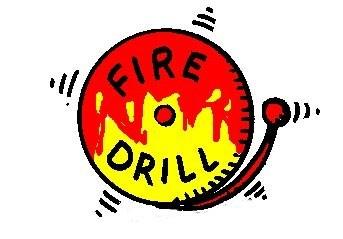 fire drill logo