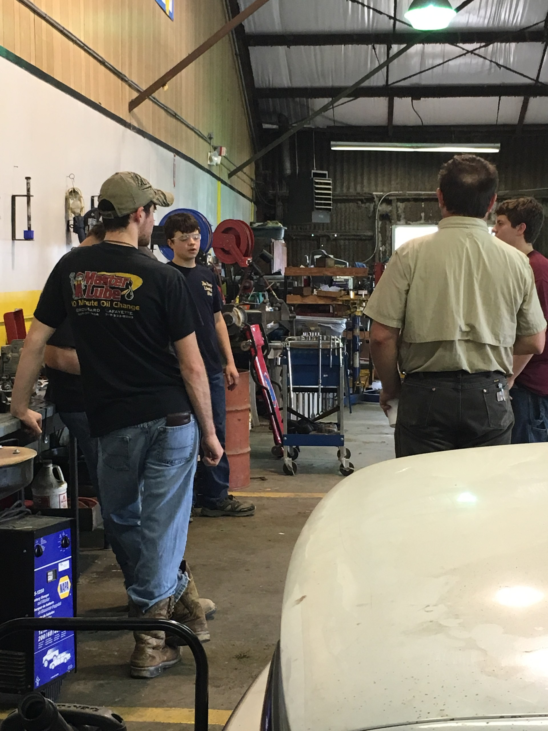 machinist competition