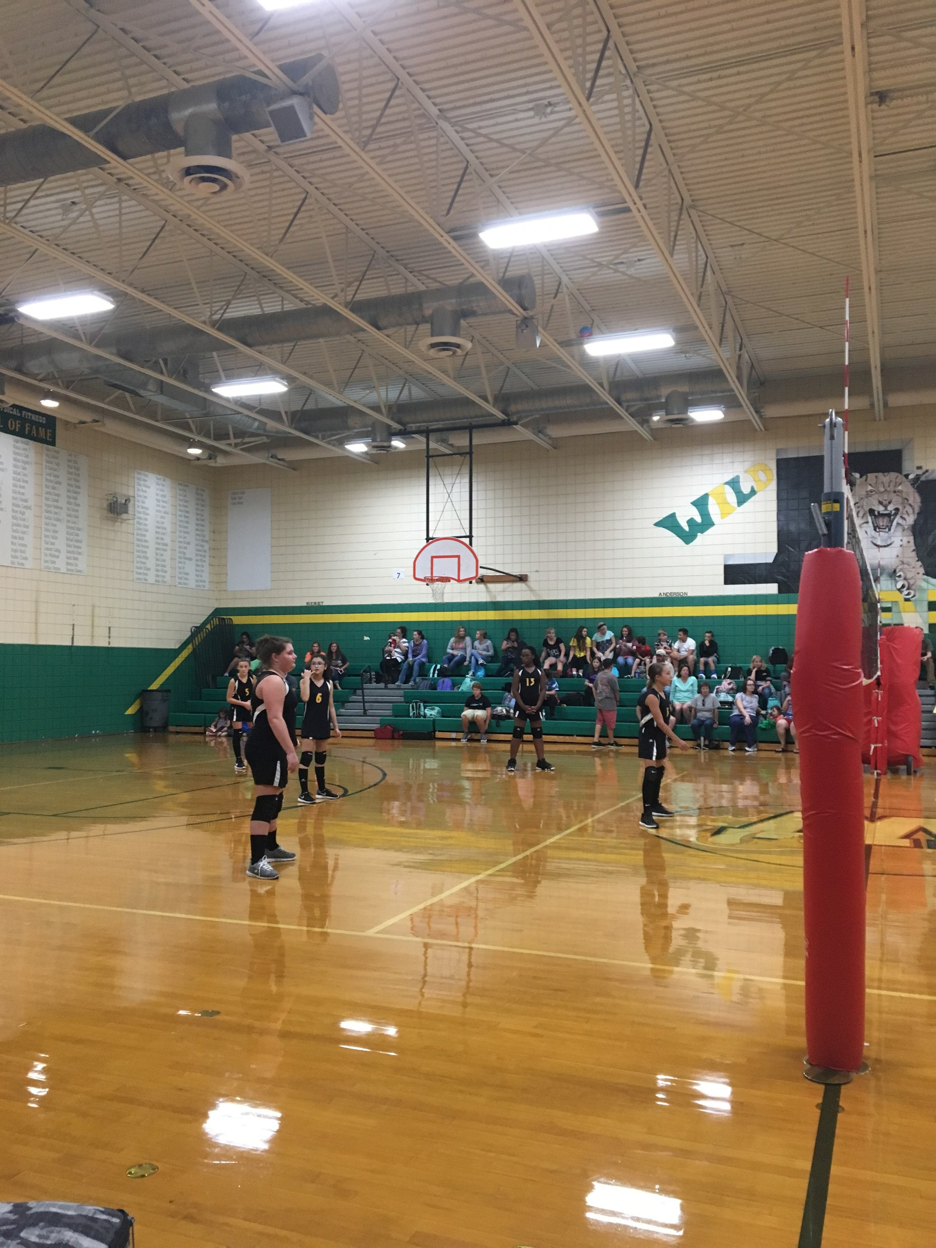 VOLLEYBALL VS WEST CRAVEN