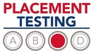 placement testing logo