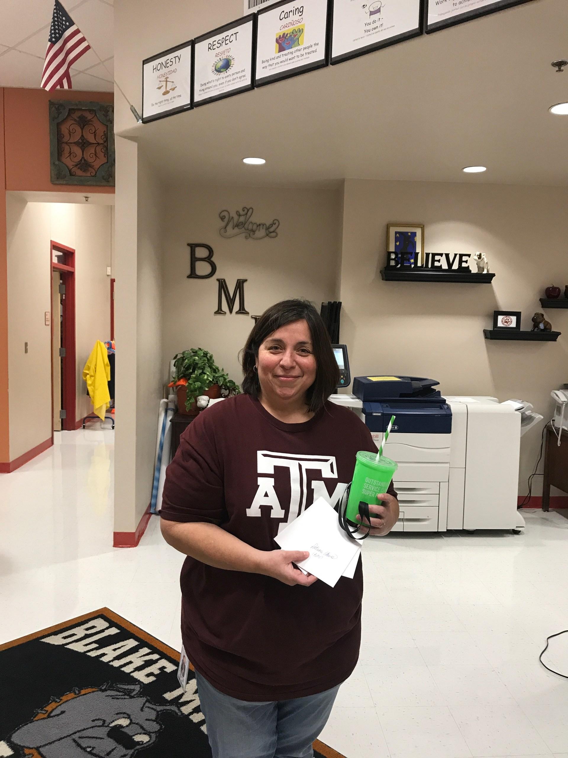 Patty Chavez-BME Secretary