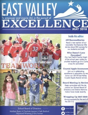 May Enews Cover