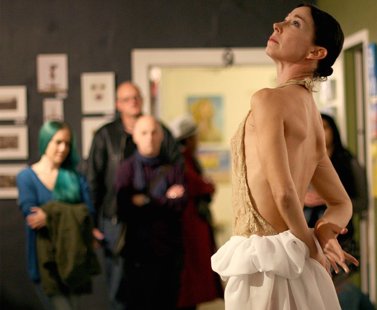 Nicole Olson dancer
