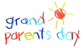 grandparents day signage
