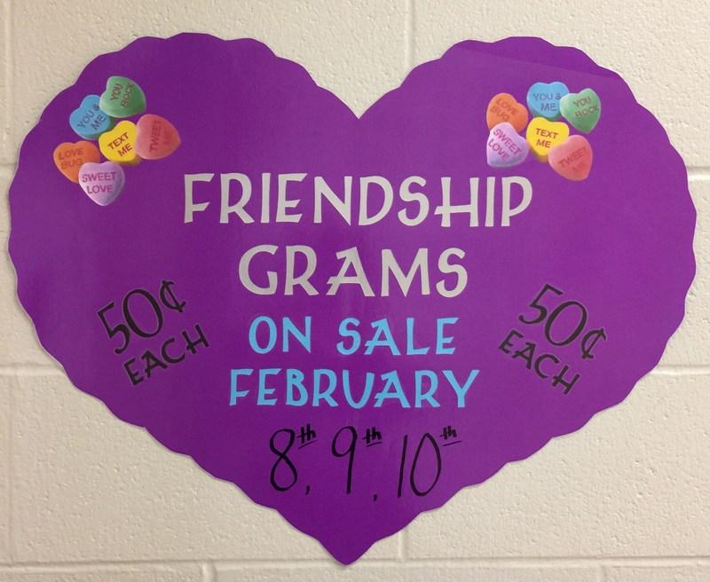 friendship grams