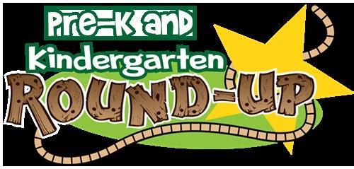 Pre-K & Kinder Roundup