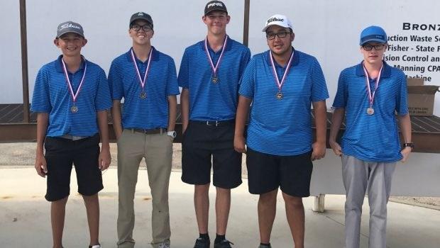 FHS Boys' Golf Team