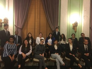 Hudson County Mock Trial Champions