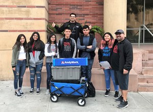 ierra Vista High School's robotics team has won a NASA-sponsored Regional Challenge Rookie Team Grant that will provide the team with the funds to cover registration for the FIRST Robotics Competition (FRC).