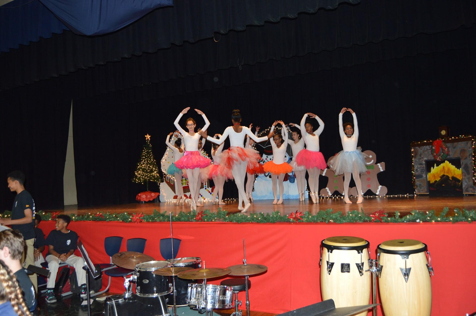 Dance - Christmas