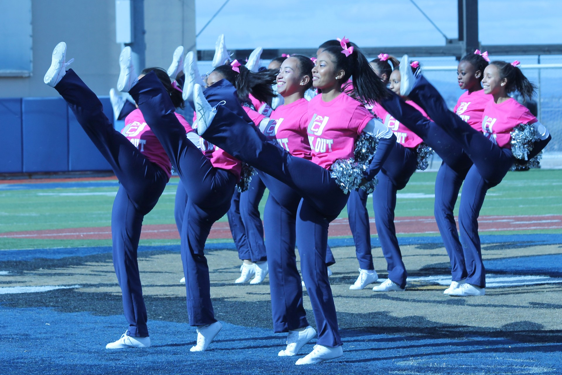 drillettes performing