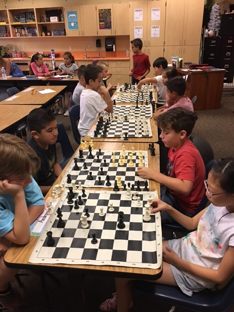 4th Grade's Chess Tournament ~ Monday, June 5, 2017 Thumbnail Image