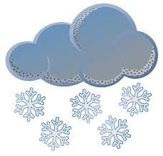 Snow cloud image