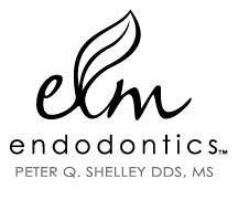 Elm Endodontics - Peter Q. Shelley DDS, MS logo