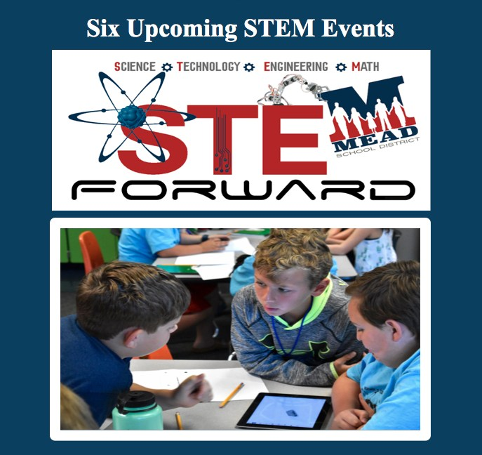 Upcoming STEM Forward Events Featured Photo