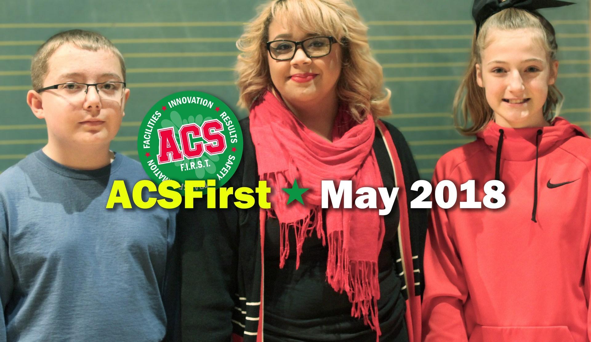 3 ACSC students