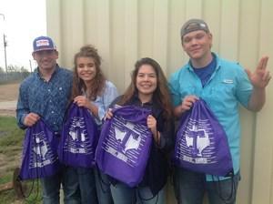Brewer FFA Students Compete in Wildlife Management