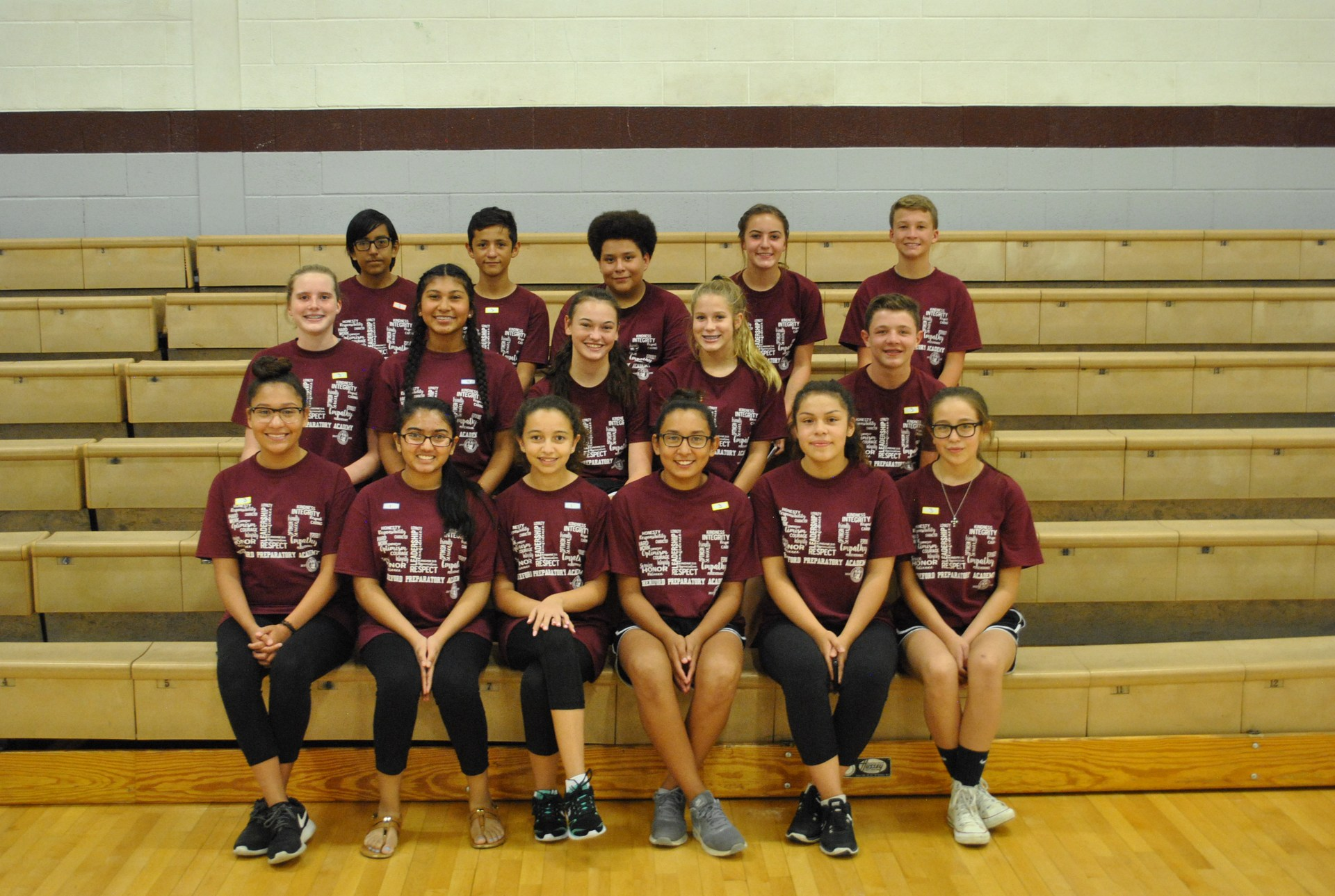 SLC at Dodgeball Event