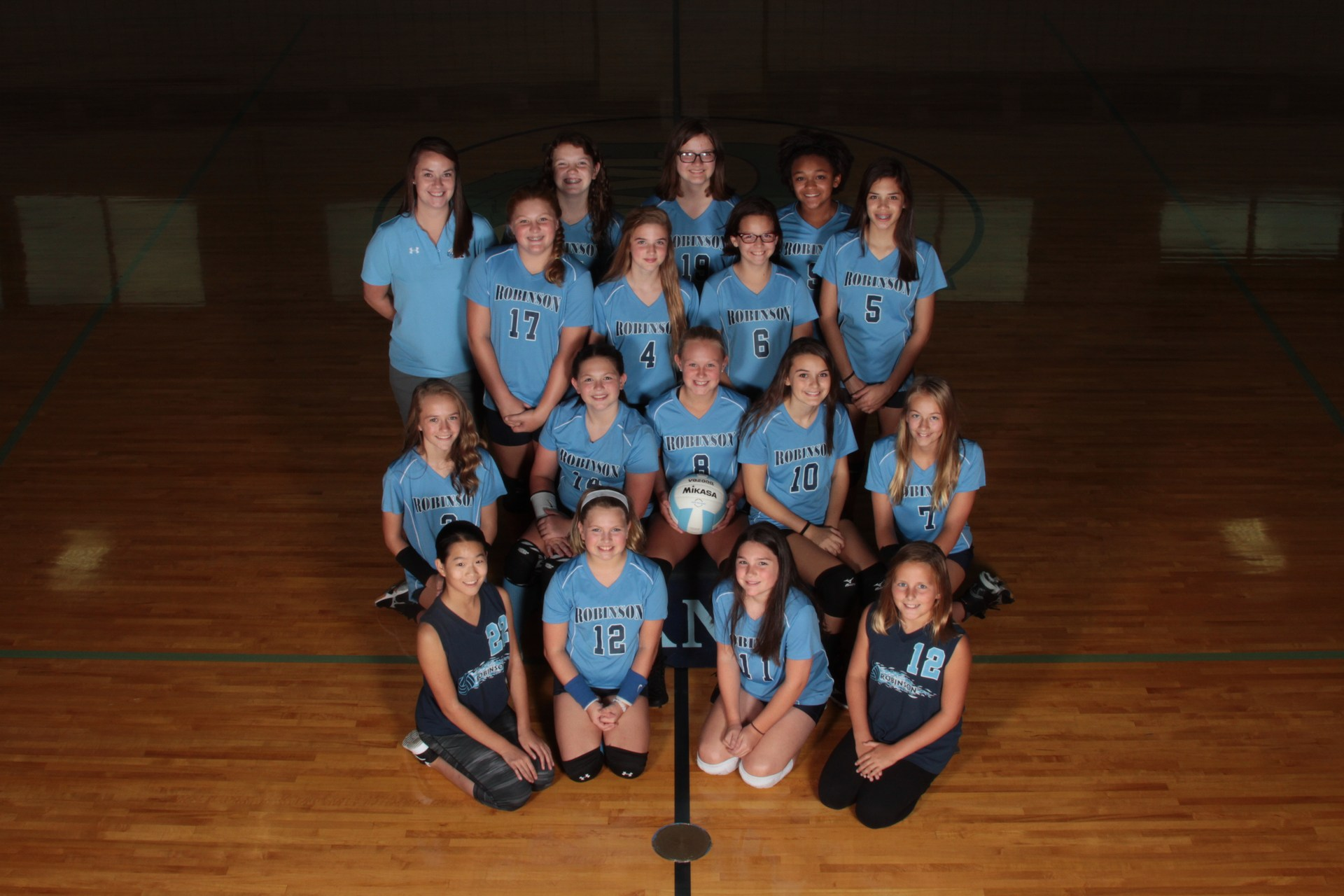 RNR Volleyball