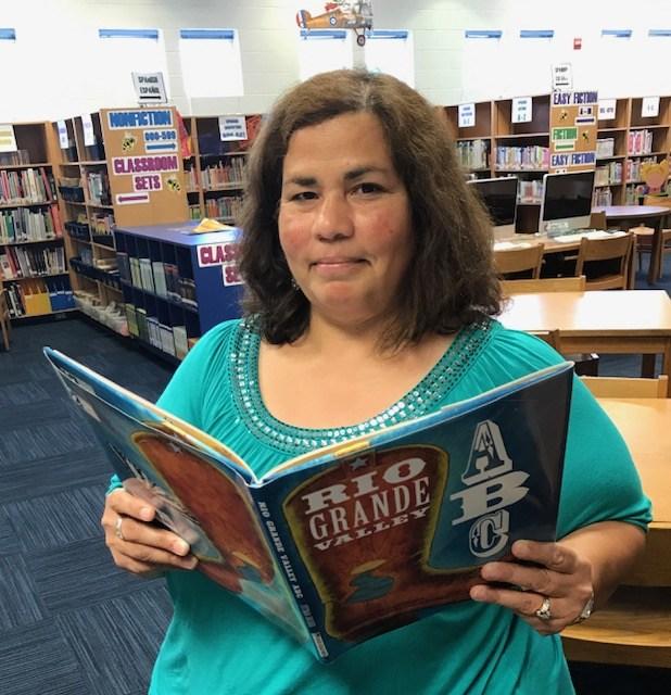 Mrs. M. Gonzalez, Librarian