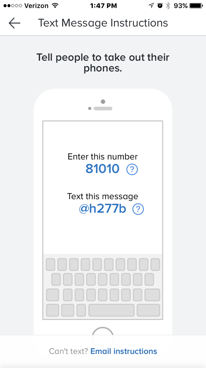 Sign up for Remind today!!